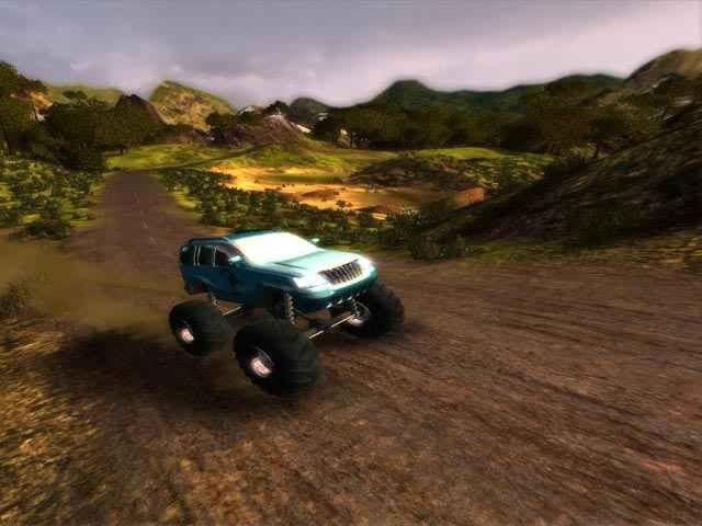 Big Truck 4x4 Challenge
