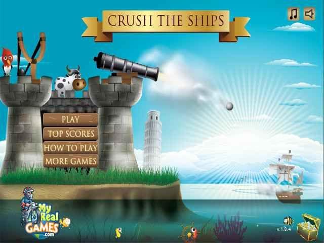 Crush the Ships