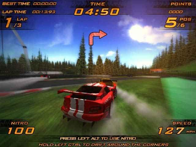 Nitro Racers