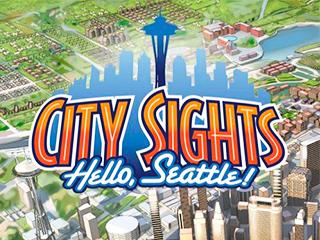 City Sights - Hello, Seattle!