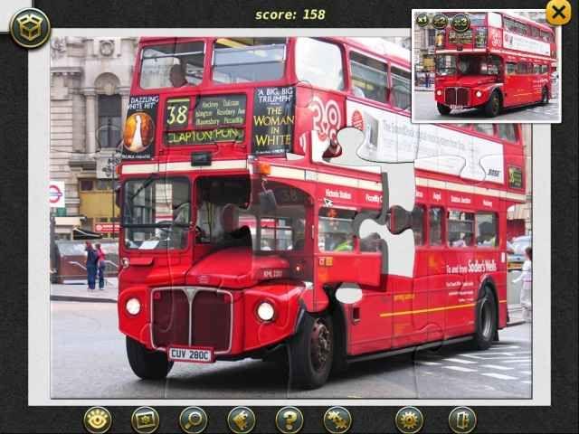 Пазл - тур. Лондон