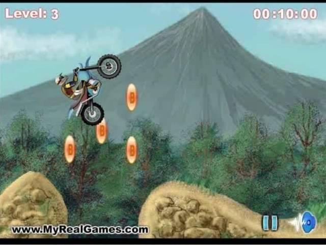Ядерный мотоцикл