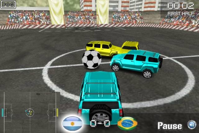Футбол 4 на 4