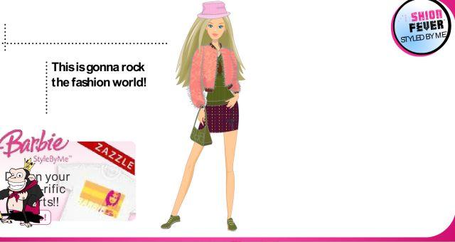 Барби: модная лихорадка
