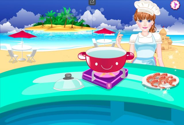 Alicai Cooking Fever Seafood