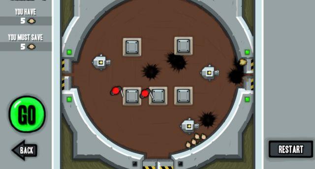 Взрывная Арена