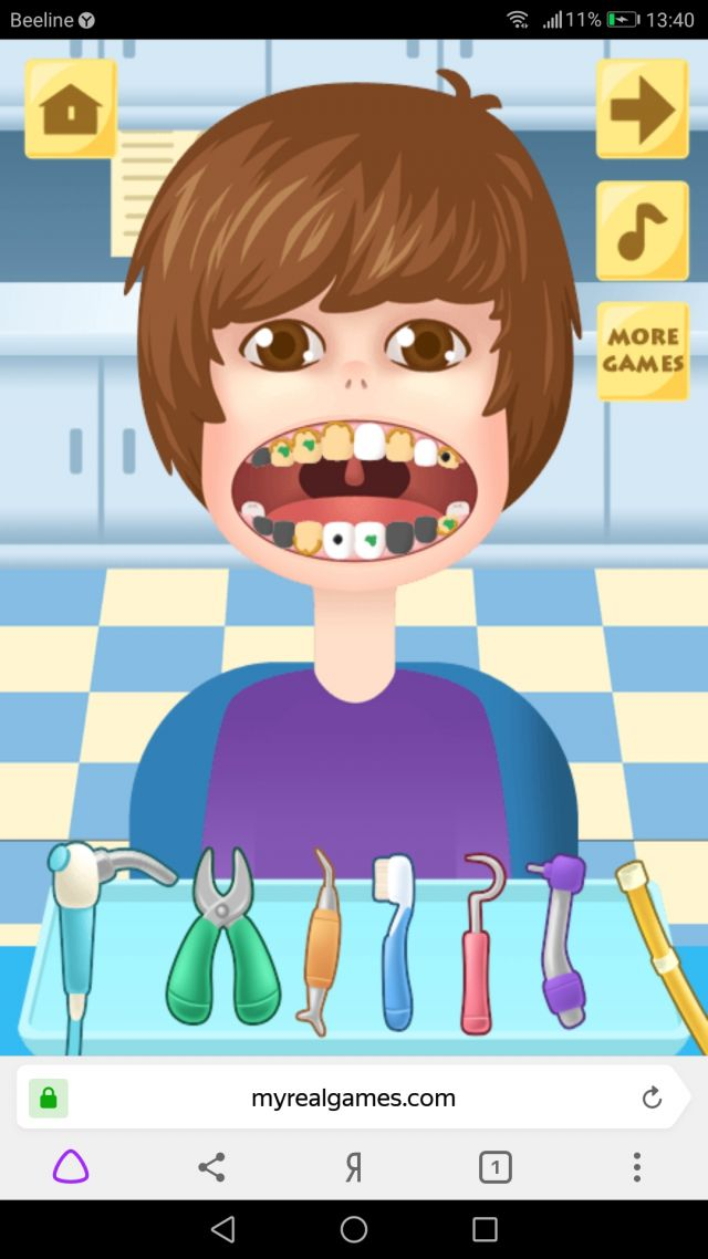 Стоматолог Поп-Звезды