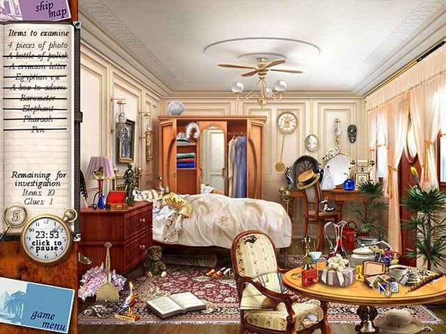 Agatha Christie: Death On The Nile for PC - Chapter Cheats